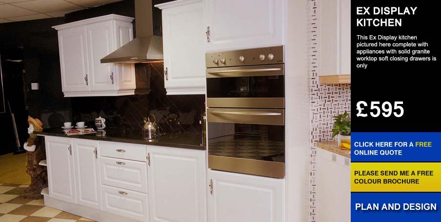 Ex Display Kitchens Uk Units Sale Cheap